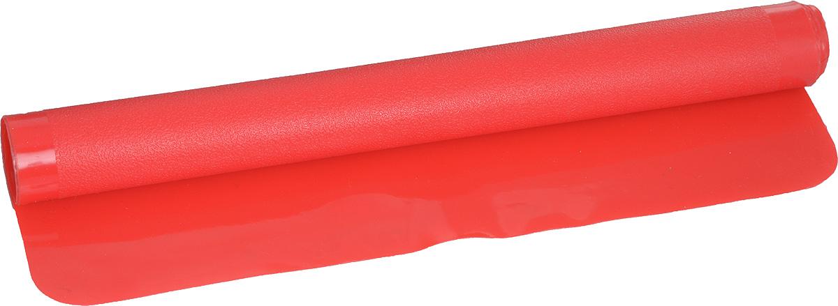 Коврик для теста Mayer & Boch, цвет: красный, 37,5 х 25,5 см22086-1Силиконовый коврик Mayer & Boch подходит для раскатки теста и обработки других продуктов. Он идеально прилегает к поверхности стола. Также коврик можно использовать в духовках и микроволновых печах при температуре от -40°С до +210°С. Материал легко моется, устойчив к фруктовым кислотам.