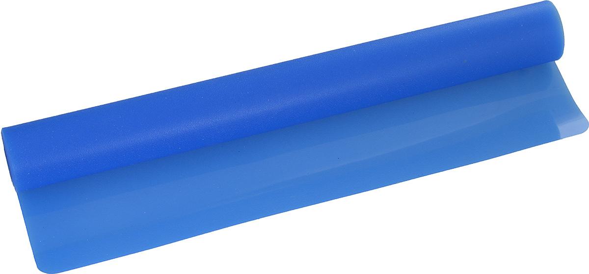 Коврик для теста Mayer & Boch, цвет: синий, 34,5 х 24,5 см22085-3Силиконовый коврик Mayer & Boch подходит для раскатки теста и обработки других продуктов. Он идеально прилегает к поверхности стола. Также коврик можно использовать в духовках и микроволновых печах при температуре от -40°С до +210°С. Материал легко моется, устойчив к фруктовым кислотам.