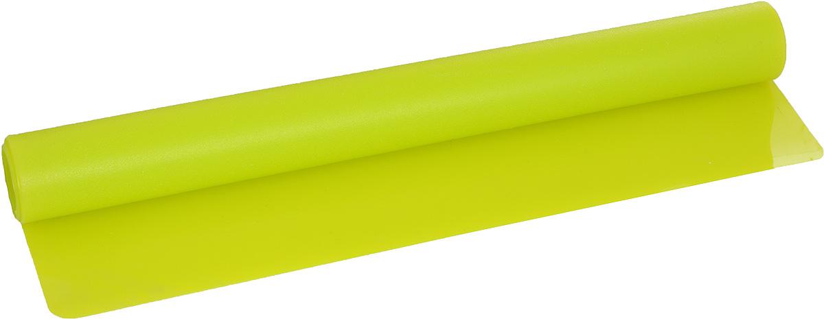Коврик для теста Mayer & Boch, цвет: салатовый, 34,5 х 24,5 см22085-2Силиконовый коврик Mayer & Boch подходит для раскатки теста и обработки других продуктов. Он идеально прилегает к поверхности стола. Также коврик можно использовать в духовках и микроволновых печах при температуре от -40°С до +210°С. Материал легко моется, устойчив к фруктовым кислотам.