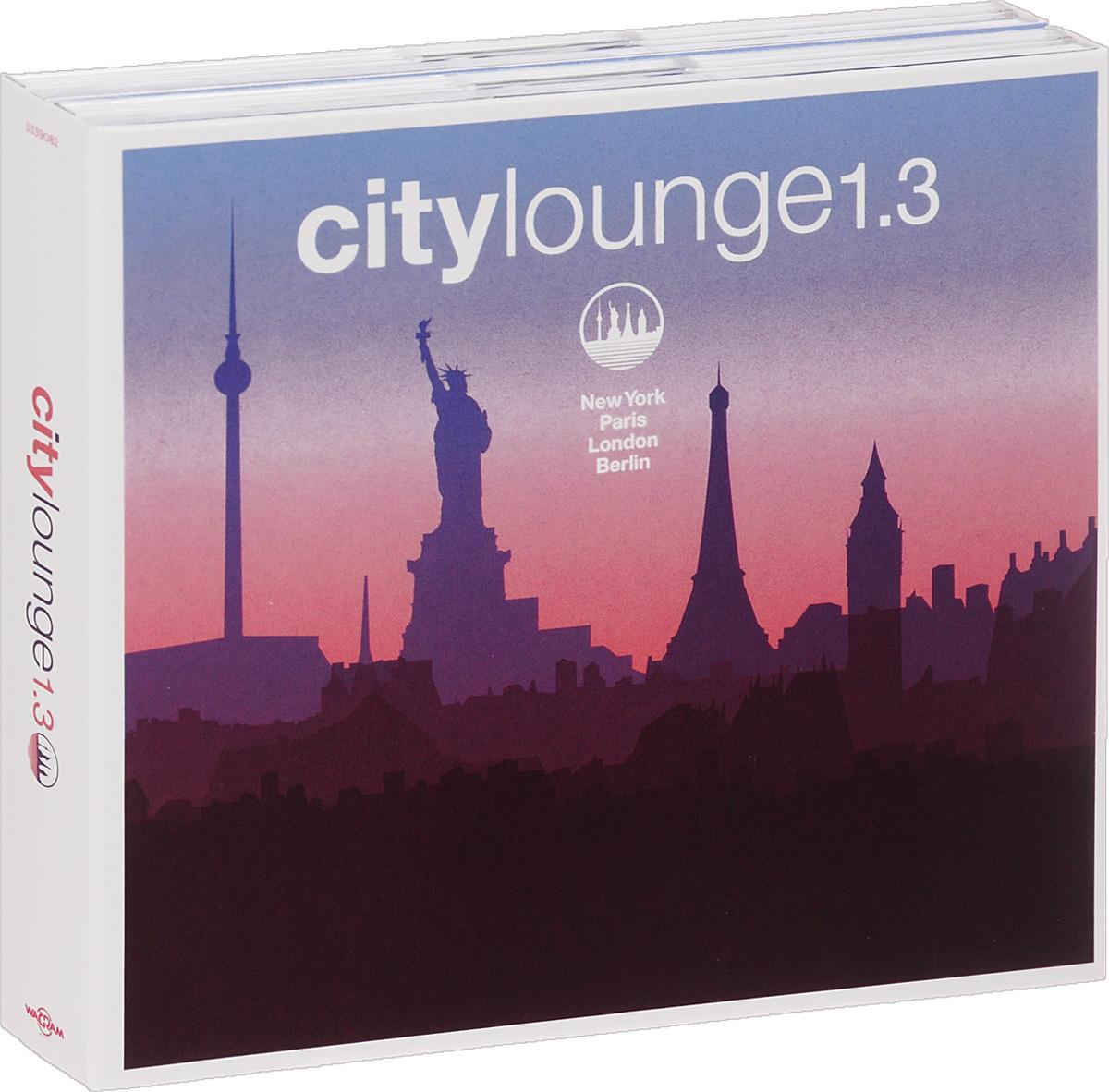 City Lounge 1.3 (4 CD)