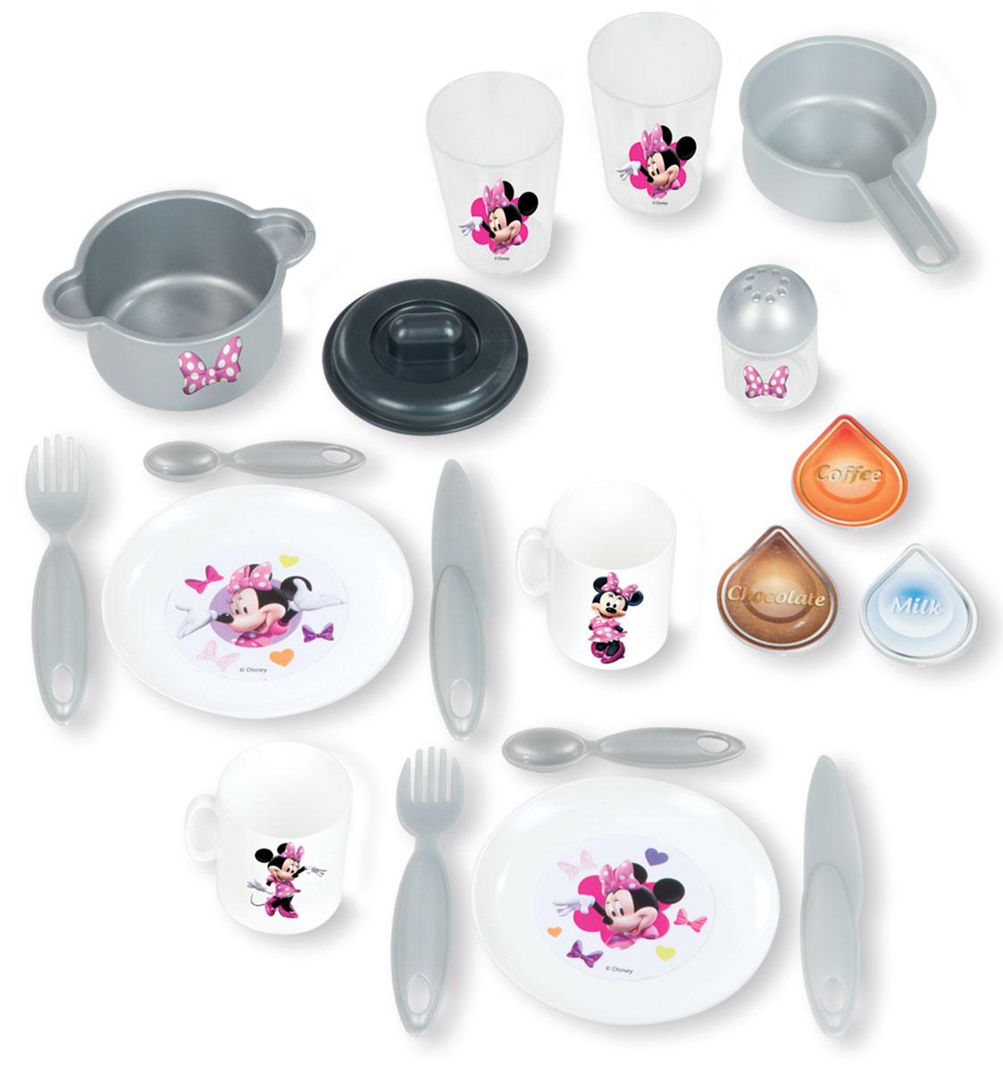 Smoby Игровой набор Кухня Minnie