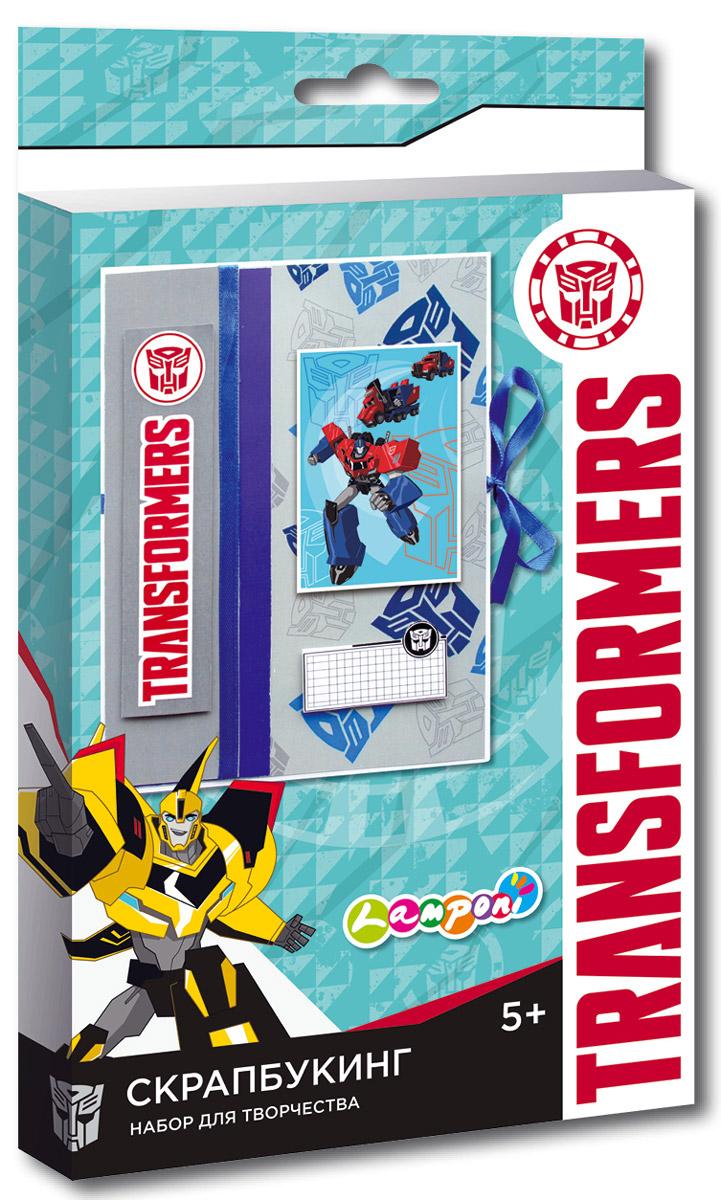 Transformers Моделирование из бумаги СкрапбукингTRCA-UA1-SCB1-BOXТермин скрапбукинг, или как его еще называют скрэпбукинг происходит от английского scrap - вырезка и book - книга, т.е. дословно это можно перевести как книга из вырезок. Скрапбукинг является видом рукодельного искусства, при котором любой желающий изготавливает и оформляет открытку, рассказывающую истории в виде изображений, фотографий, записей, газетных вырезок и других вещей, которые имеют памятную ценность. Данный набор помогает формированию усидчивости, внимательности, старательности и аккуратности. Развивает мелкую моторику рук. Состав набора: Картонная основа, клей, декоративные элементы, ленты атласные, инструкция.