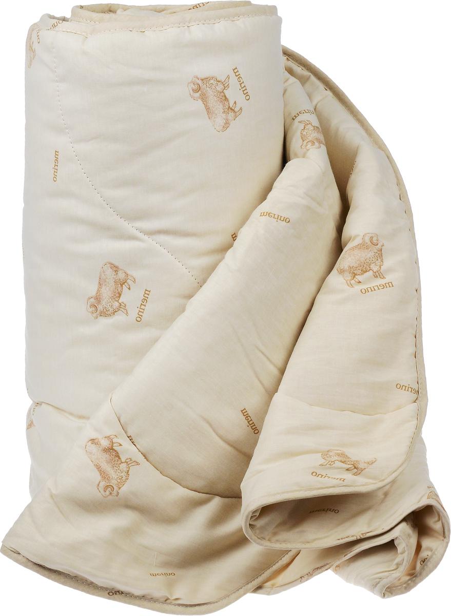 Одеяло легкое Легкие сны Полли, наполнитель: овечья шерсть, 200 x 220 см200(32)04-ОШОЛегкое стеганое одеяло Легкие сны Полли с наполнителем из овечьей шерсти расслабит, снимет усталость и подарит вам спокойный и здоровый сон. Шерстяные волокна, получаемые из овечьей шерсти, имеют полую структуру, придающую изделиям высокую износоустойчивость. Чехол одеяла, выполненный из 100% хлопка. Одеяло простегано. Стежка надежно удерживает наполнитель внутри и не позволяет ему скатываться. Рекомендации по уходу: Отбеливание, стирка, барабанная сушка и глажка запрещены. Разрешается химчистка.