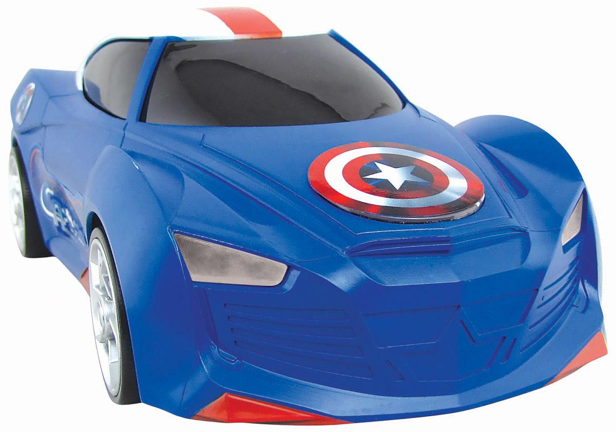 Avengers Машинка инерционная Капитан Америка5310_Капитан АмерикаКоллекционная машинка знаменитых супергероев из фильма Мстители! Отличается стильным дизайном, высоким качеством проработки деталей, узнаваемым внешним видом, а еще эта машинка - инерционная!