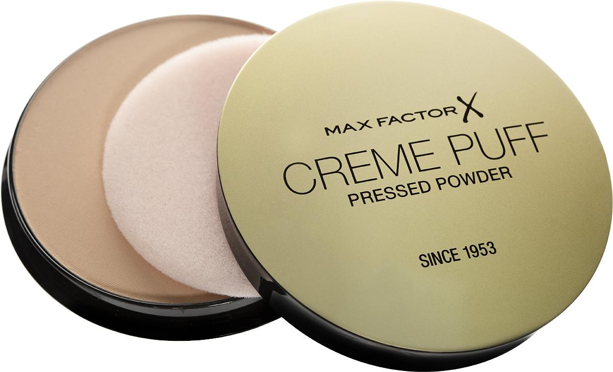 Max Factor Крем-пудра Тональная Creme Puff Powder 41 тон medium beige 15 мл81491502Компактная пудра Creme Puff- must have на все случаи жизни. Она мгновенно матирует кожу, наполняя ее изысканным сиянием. Великолепное матовое покрытие. Подходит для всех типов кожи. Мельчайшие светоотражающие частицы создают мягкое сияние. Можно использовать самостоятельно после увлажнения кожи или поверх тональной основы
