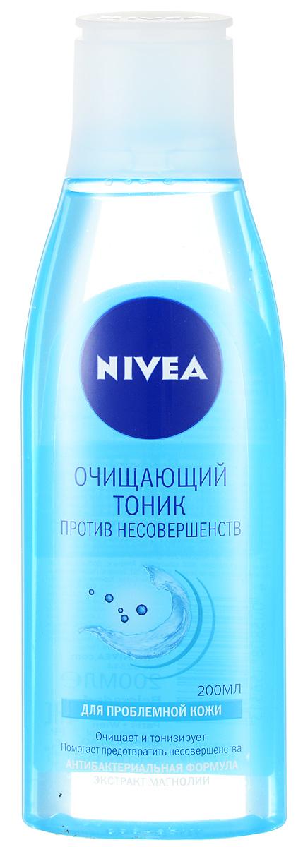 NIVEA Очищающий тоник против несовершенств 200 мл82344