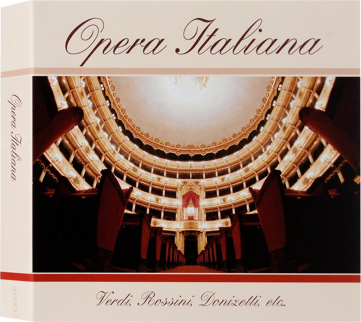 Opera Italiana (2 CD)