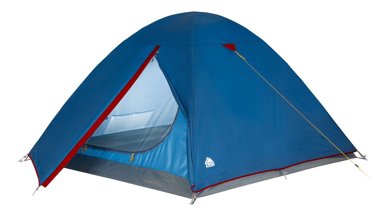 Палатка двухместная Trek Planet Dallas 2, цвет: синий70101Двухместная палатка с удобным тамбуром Trek Planet Dallas 2 - самая доступная по цене среди двухслойным палаток. ОСОБЕННОСТИ МОДЕЛИ: - Палатка легко и быстро устанавливается, - Тент палатки из полиэстера, с пропиткой PU водостойкостью 2000 мм, надежно защитит от дождя и ветра, все швы проклеены, - Каркас выполнен из прочного стеклопластика, - Дно изготовлено из прочного армированного полиэтилена, - Внутренняя палатка, выполненная из дышащего полиэстера, обеспечивает вентиляцию помещения и позволяет конденсату испаряться, не проникая внутрь палатки, - Удобная D-образная дверь на входе во внутреннюю палатку - Москитная сетка на входе во внутреннюю палатку в полный размер двери, - Вентиляционный клапан, - Внутренние карманы для мелочей, - Возможность подвески фонаря в палатке. - Палатка упакована в сумку-чехол с ручками, застегивающуюся на застежку-молнию. Артикул 70101 Характеристики: Материал внешнего тента: 100% полиэстер, пропитка...
