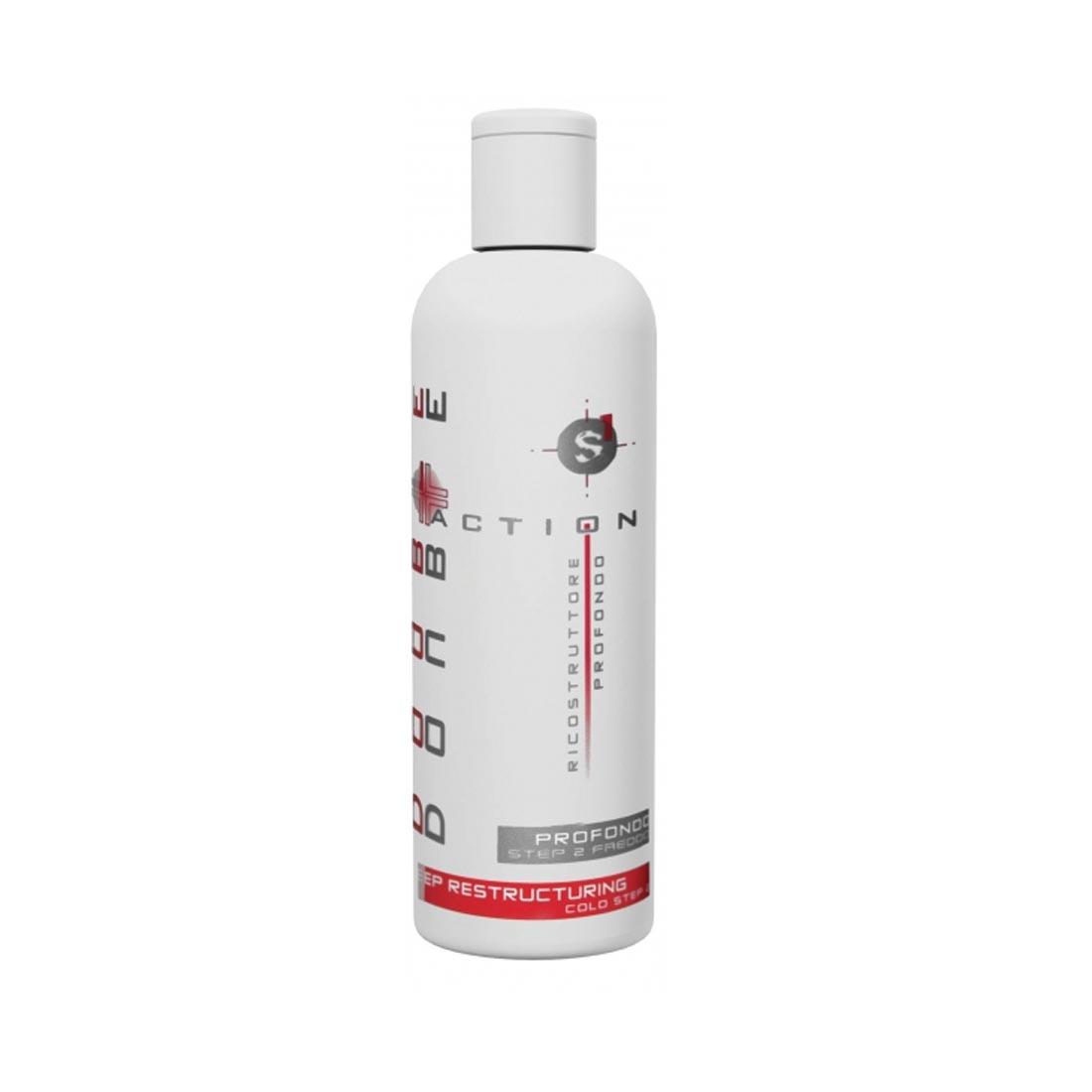 Hair Company Регенерирующее средство горячей фазы Double Action Ricostruttore Profondo Step 1 Caldo 250 мл (Hair Company Professional)