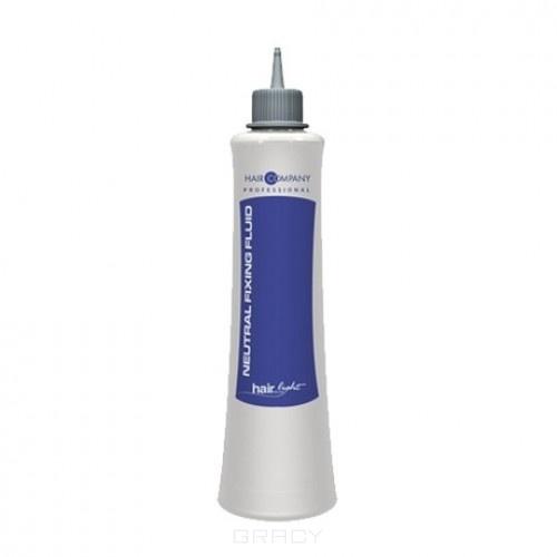 Hair Company Фиксатор-нейтрализатор-жидкость для химической завивки волос Hair Light Neutral Fixing Fluid 500 мл251680/LB11400 RUSФиксатор-нейтрализатор-жидкость для химической завивки волос Hair Company Hair Light Neutral Fixing Fluid предназначен для завершения процедуры химической завивки после применения лосьона для химической завивки защищающего Hair Light Permanente Protettiva обеспечивает равномерную нейтрализацию. Стабилизирует кератиновую структуру волос, делая локоны эластичными и стойкими. специальная формула активизирует вещества, содержащиеся в препарате для завивки, которые позволяют волосам интегрировать увлажняющие и питательные вещества, утерянные во время химической обработки. Кроме того, препарат обогащен новым цистеиновым комплексом на основе силикона, который гарантирует оптимальную реконструкцию поврежденных серных соединений.