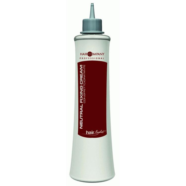 Hair Company Фиксатор-нейтрализатор-крем для химического выпрямления волос Hair Light Neutral Fixing Cream 500 мл251703/LB11402 RUSФиксатор-нейтрализатор-крем для химического выпрямления волос Hair Company Hair Light Neutral Fixing Cream - кремообразная эмульсия с активными веществами и великолепными восстанавливающими и стабилизирующими свойствами для кератиновой структуры волос, фиксирующая форму. Активные вещества формулы, среди которых протеины пшеницы, обладают защитными, питательными и восстанавливающими свойствами структуры волос.