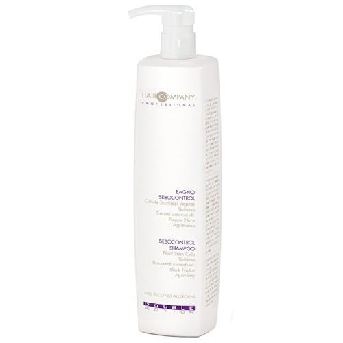 Hair Company Специальный шампунь, регулирующий работу сальных желез Double Action Sebocontrol Shampoo 1000 мл252960/LB11705 RUSСпециальный шампунь, регулирующий работу сальных желез Hair Company Double Action Sebocontrol Shampoo превосходно очищает волосы и кожу головы. Специально разработан для восстановления нормальной работы сальных желез. Богат стволовыми клетками подсолнечника. Обладает глубоким, пролонгированным лечебным эффектом, очищает кожу, придавая волосам объем и легкость. Активный комплекс - бисаболол и пироктоноламин регулируют секрецию сальных желез, предупреждают появление перхоти. Растительные экстракты осокоря, кресса–водяного обладают сильным антибактериальным и противогрибковым действием. Витамины А; В; С; Е – придают коже здоровый вид и блеск волосам.