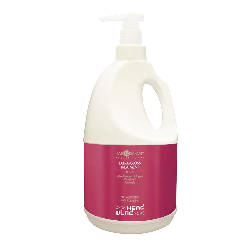 Hair CompanyGloss Shampoo - Шампунь Экстра-блеск Head Wind Extra 2000 мл253103/LB11729 RUSШампунь Экстра-блеск Hair Company Head Wind Extra-Gloss Shampoo эффективно очищает волосы и кожу головы. Специально разработанная формула придает волосам необыкновенный блеск, мягкость и сияние. Подходит для ежедневного применения.
