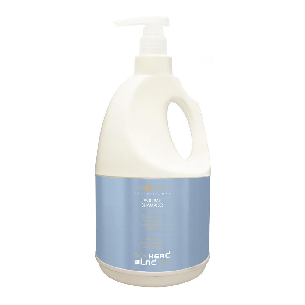 Hair Company Шампунь для придания объёма Head Wind Volume Shampoo 2000 мл253158/LB11734 RUSШампунь для придания объёма Hair Company Head Wind Volume Shampoo идеально очищает, гарантирует полное и комплексное восстановление волос. Увеличивает толщину стержня волоса, придавая прочность и повышая тонус. Постоянное применение шампуня гарантирует увеличение объема, мягкость и эластичность волосам. Идеальное средство для тонких, ломких волос.