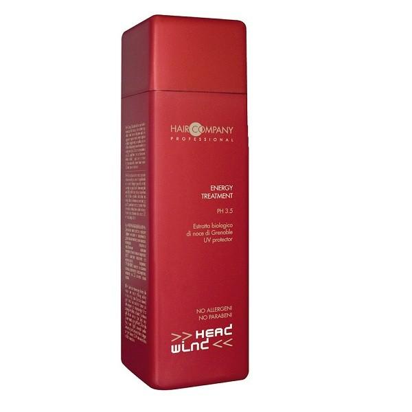Hair Company Энергетическая маска Head Wind Energy Treatment 250 мл253226/LB11741 RUSЭнергетическая маска Hair Company Head Wind Energy Treatment питающее и восстанавливающее средство. Помогает бороться с признаками старения и защищает от потери красящих пигментов под воздействием УФ-лучей. Идеальное средство для сухих, ломких или поврежденных в результате механической или химической обработки волос. Способствует легкому расчесыванию.