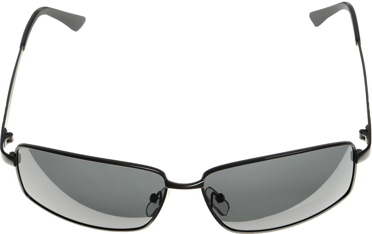 Очки солнцезащитные женские Selena, цвет: черный. 8003289180032891Солнцезащитные женские очки Selena выполнены из металла с элементами из высококачественного пластика. Дужки оформлены декоративной резьбой. Линзы данных очков с высокоэффективным фильтром UV-400 Protection обеспечивают полную защиту от ультрафиолетовых лучей. Используемый пластик не искажает изображение, не подвержен нагреванию и вредному воздействию солнечных лучей. Такие очки защитят глаза от ультрафиолетовых лучей, подчеркнут вашу индивидуальность и сделают ваш образ завершенным.