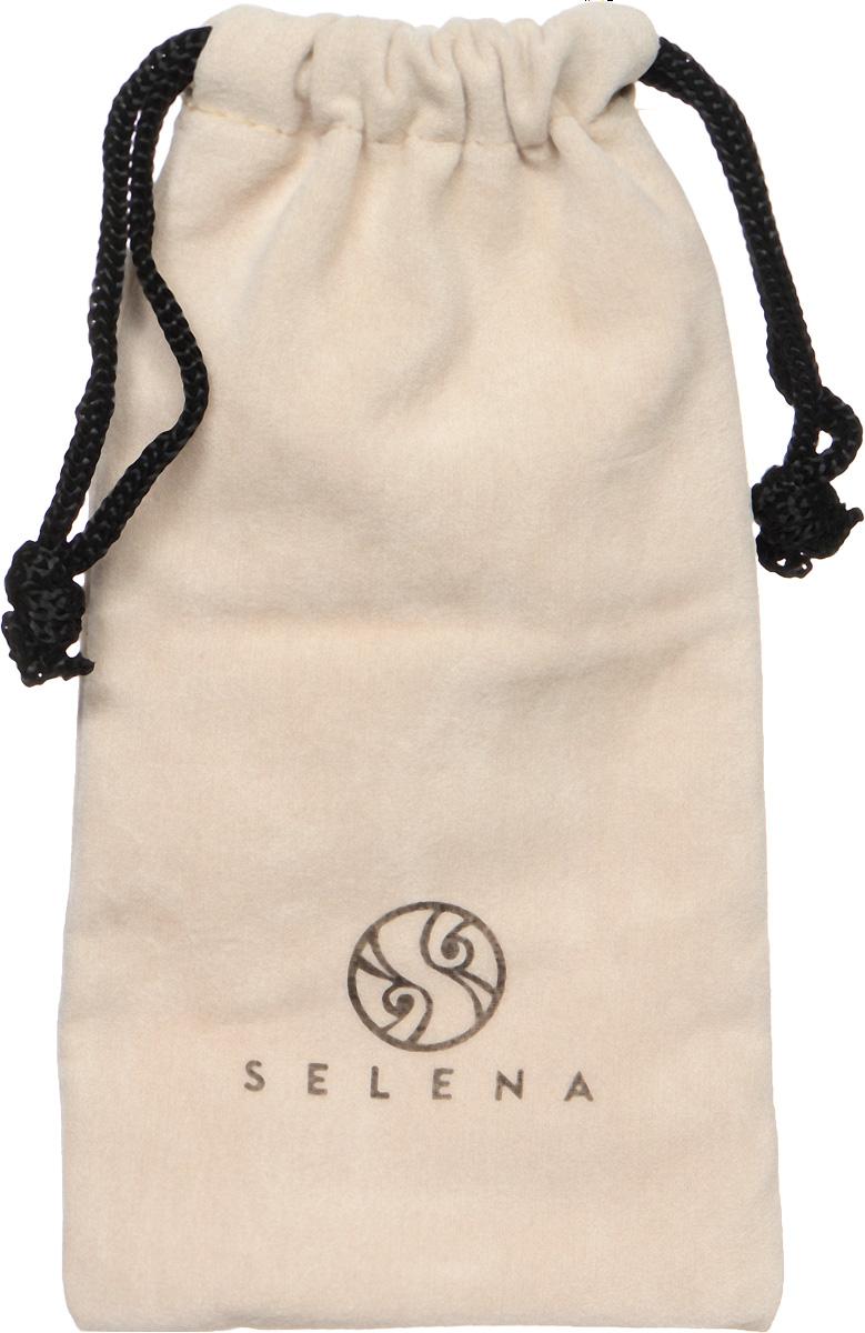 Очки солнцезащитные женские Selena, цвет: черный. 80032901