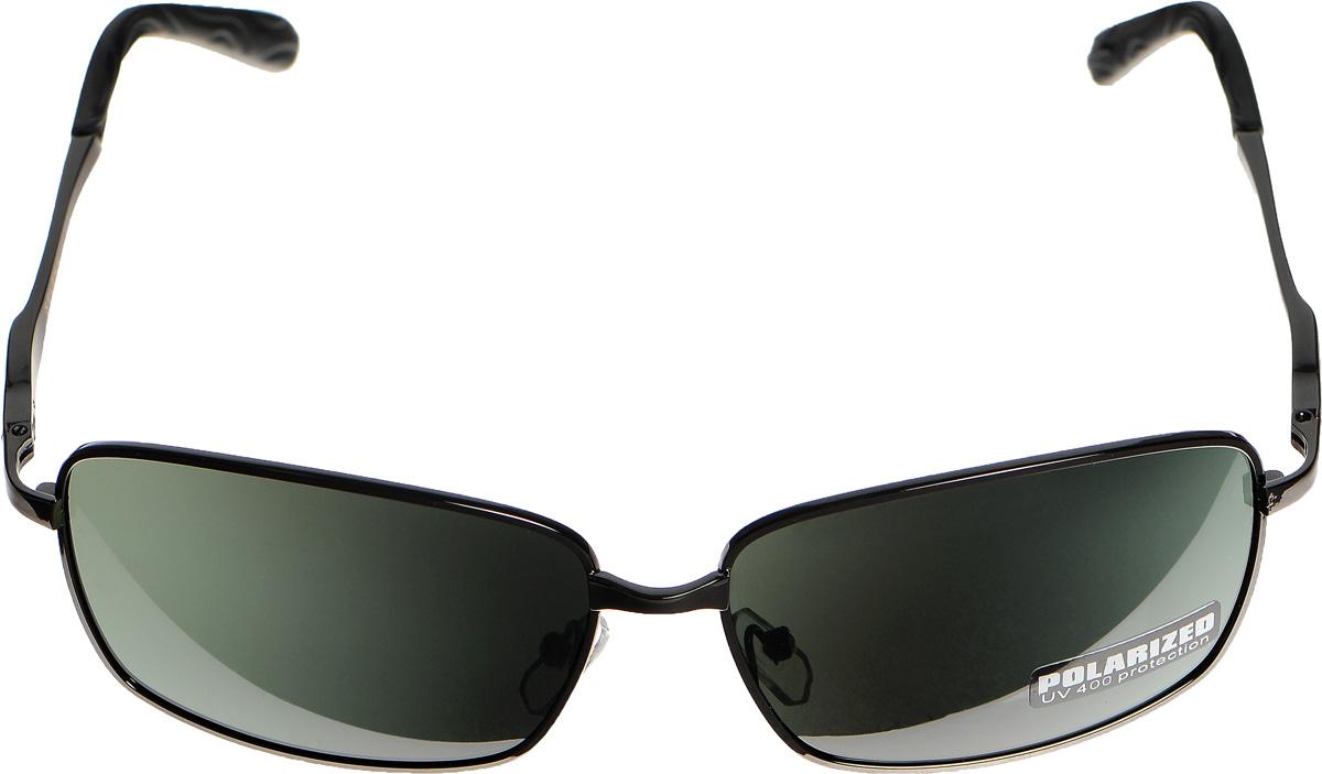 Очки солнцезащитные женские Selena, цвет: зеленый, черный. 8003291180032911Солнцезащитные женские очки Selena выполнены из металла с элементами из высококачественного пластика. Дужки оформлены декоративной резьбой и имеют матовую поверхность. Линзы данных очков с высокоэффективным фильтром UV-400 Protection обеспечивают полную защиту от ультрафиолетовых лучей. Используемый пластик не искажает изображение, не подвержен нагреванию и вредному воздействию солнечных лучей. Такие очки защитят глаза от ультрафиолетовых лучей, подчеркнут вашу индивидуальность и сделают ваш образ завершенным.
