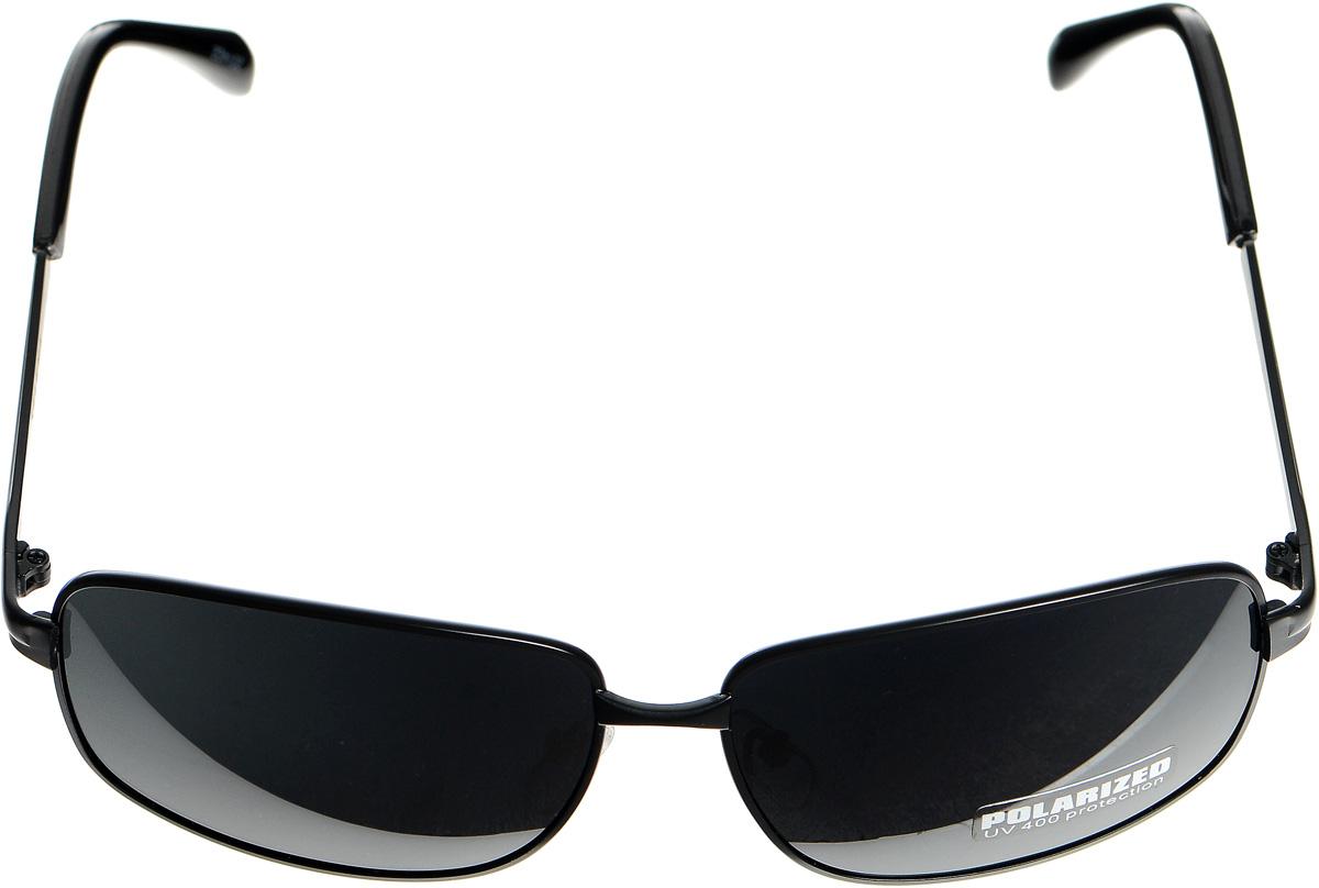 Очки солнцезащитные женские Selena, цвет: черный. 8003295180032951Солнцезащитные женские очки Selena выполнены из металла с элементами из высококачественного пластика. Линзы данных очков с высокоэффективным фильтром UV-400 Protection обеспечивают полную защиту от ультрафиолетовых лучей. Используемый пластик не искажает изображение, не подвержен нагреванию и вредному воздействию солнечных лучей. Такие очки защитят глаза от ультрафиолетовых лучей, подчеркнут вашу индивидуальность и сделают ваш образ завершенным.