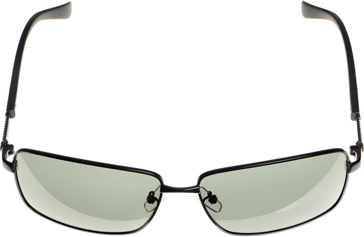 Очки солнцезащитные оженские Selena, цвет: зеленый, черный. 8003310180033101Солнцезащитные женские очки Selena выполнены из высококачественного пластика с элементами из металла. Дужки дополнены оригинальной резьбой. Линзы данных очков с высокоэффективным фильтром UV-400 Protection обеспечивают полную защиту от ультрафиолетовых лучей. Используемый пластик не искажает изображение, не подвержен нагреванию и вредному воздействию солнечных лучей. Такие очки защитят глаза от ультрафиолетовых лучей, подчеркнут вашу индивидуальность и сделают ваш образ завершенным.