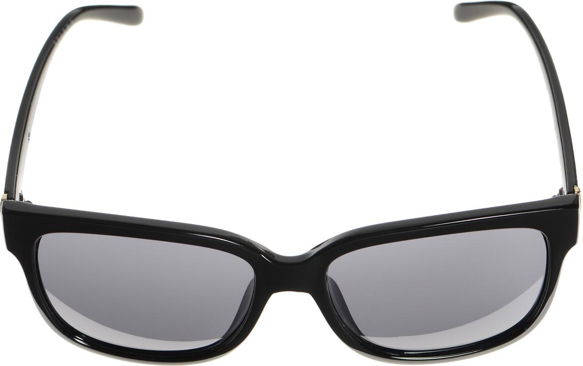 Очки солнцезащитные женские Selena, цвет: черный. 8003331180033311Солнцезащитные женские очки Selena выполнены из высококачественного пластика с элементами из металла. Линзы данных очков с высокоэффективным фильтром UV-400 Protection обеспечивают полную защиту от ультрафиолетовых лучей. Используемый пластик не искажает изображение, не подвержен нагреванию и вредному воздействию солнечных лучей. Такие очки защитят глаза от ультрафиолетовых лучей, подчеркнут вашу индивидуальность и сделают ваш образ завершенным.
