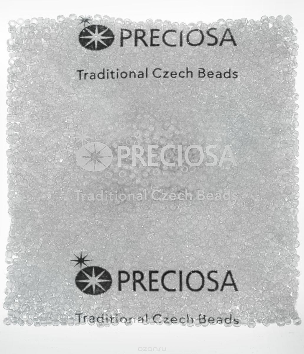 Бисер Preciosa, прозрачный, с радужным покрытием, цвет: прозрачный (58205), 10/0, 50 г. 77029387702938Прозрачный бисер Preciosa, изготовленный из стекла круглой формы и радужным покрытием, позволит вам своими руками создать оригинальные ожерелья, бусы или браслеты, а также заняться вышиванием. В бисероплетении часто используют бисер разных размеров и цветов. Он идеально подойдет для вышивания на предметах быта и женской одежде. Изготовление украшений - занимательное хобби и реализация творческих способностей рукодельницы, это возможность создания неповторимого индивидуального подарка. Размер бисера: 10/0.