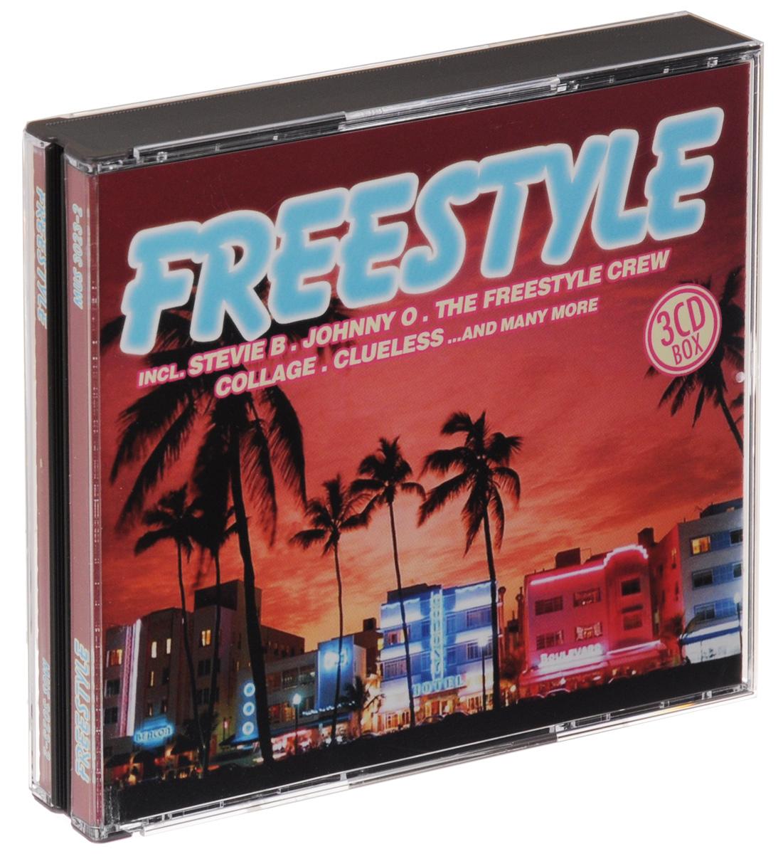 Freestyle (3 CD) 2010 3 Audio CD