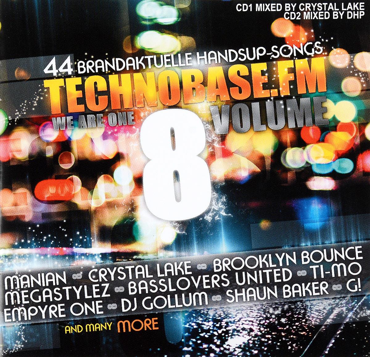 Technobase.Fm. Volume 8 (2 CD) 2013 2 Audio CD