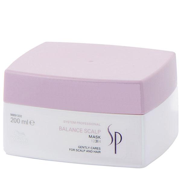 Wella SP Маска для чувствительной кожи головы Balance Scalp Mask, 200 мл133795Маска для чувствительной кожи головы Wella SP Balance Scalp Mask обеспечивает мягкий, интенсивный уход, успокаивает сильно раздраженную кожу головы. Маска содержит уникальные ингредиенты и комплекс Дерма Успокоение, который оказывает всестороннее действие на кожу головы, восстанавливая естественный защитный барьер, увлажняя и предотвращая ее пересыхание. Маска успокаивает кожу головы и улучшает её состояние, эффективно снимает раздражения, способствует укреплению тонких волос, уменьшает их потерю.