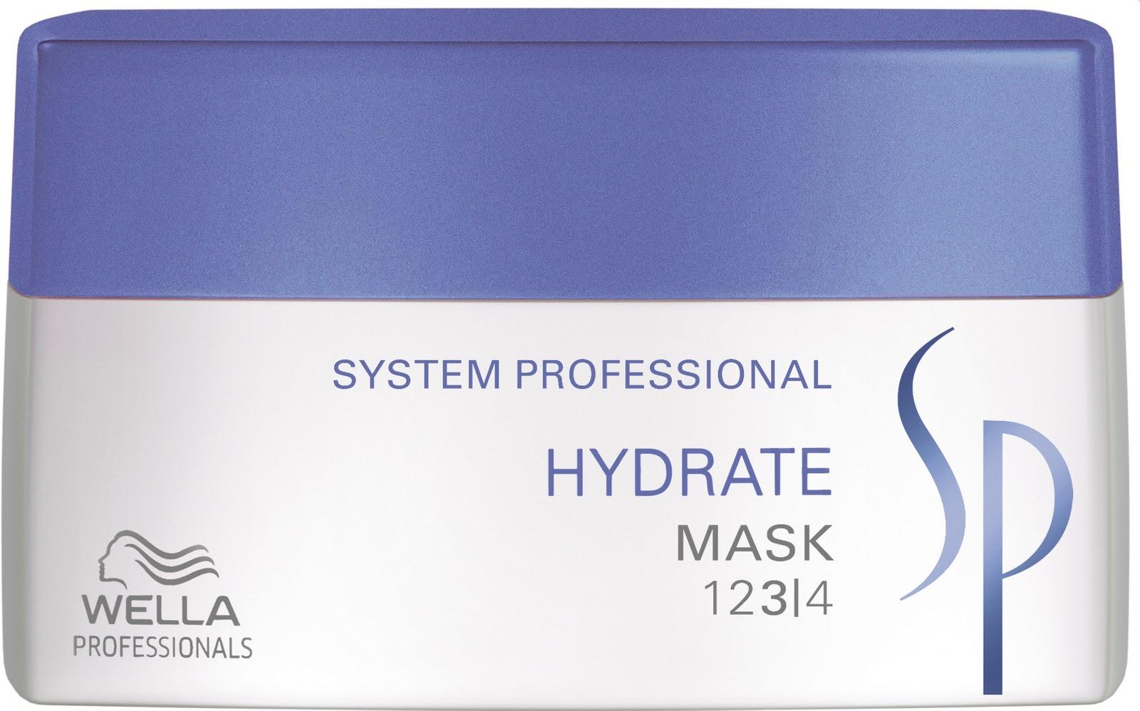Wella SP Увлажняющая маска Hydrate Mask, 400 мл