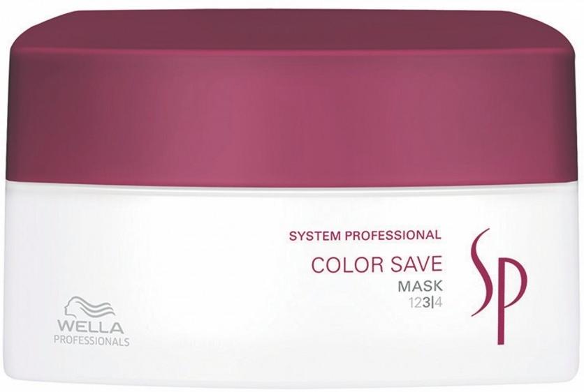 Wella SP Маска для окрашенных волос Color Save Mask, 400 мл81386774Окрашенные волосы нуждаются в дополнительном уходе. Компания Велла разработала эффективное средство для нормальных окрашенных волос маску Color Save Mask. Средство питает и увлажняет волосы, а также заботится об интенсивности цвета. В состав средства входит уникальная разработка специалистов Wella комплекс питательных веществ Lumi Protect.