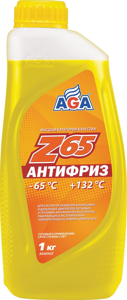 Антифриз, готовый к применению AGA, желтый, -65 °С. AGA 042 ZAGA 042 ZСрок службы — до 5 лет, или 150 000 км пробега. Ра- бочий диапазон температур: от –65 до +132 °C. Отличается высокой термостабильностью и пролонгированной работоспособностью присадок. Обеспечивает повышенную защиту всех металлов от коррозии и кавитации. Разработан с учетом требований: ASTM D 4985/5345; BMW N600 69.0; DaimlerChrysler DBL 7700.20; Audi, Porsche, Seat, Skoda, VW TL 774?F, type G-12+; Ford WSS-M97 B44–D, ТТМ АвтоВАЗ.