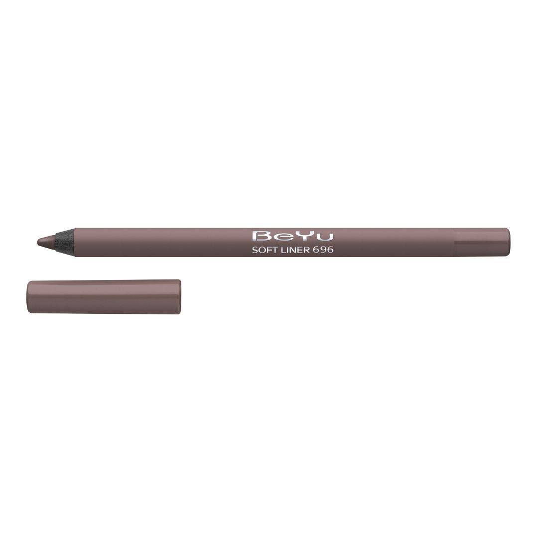 BeYu Карандаш универсальный для глаз 69634.696Универсальный карандаш для глаз - один из самых популярных продуктов BeYu. Помогает создать все виды стрелок на глазах, легко растушевывается и стойко держится на веках.