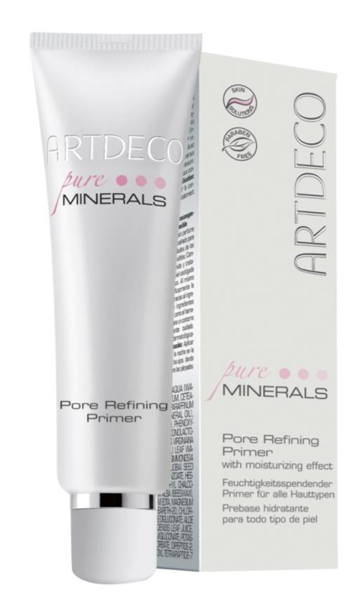 Artdeco Праймер для лица визуально уменьшающий поры увлажняющий Pore Refining Primer 25 мл