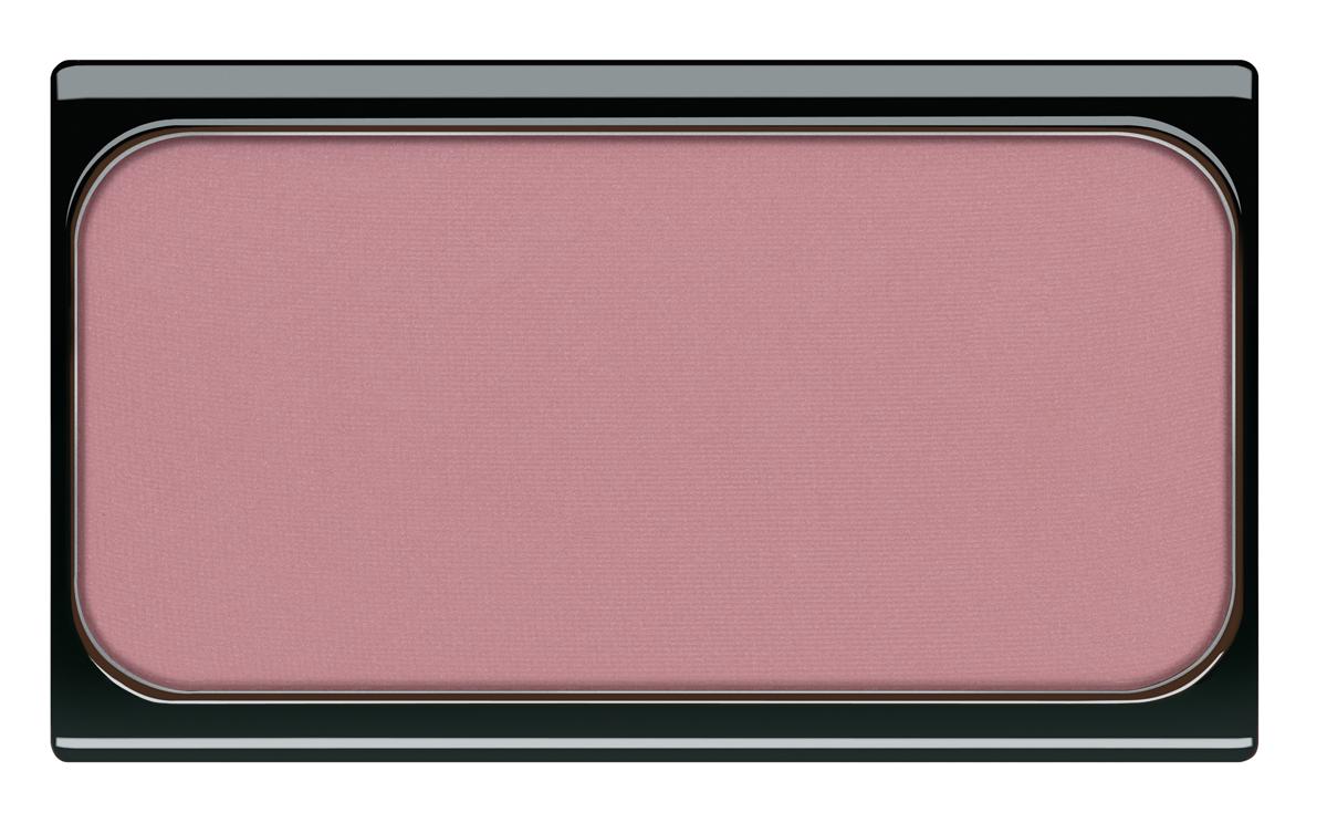 Artdeco Румяна Blush 40, 5 г.330.40Компактные пудровые румяна с высокой передачей цвета. Легко наносятся, идеально растушевываются. Обладают устойчивым эффектом. Упаковка имеет магнитную основу, благодаря чему румяна складываются в эксклюзивные футляры Artdeco, и могут комбинироваться с другими оттенками румян и теней.