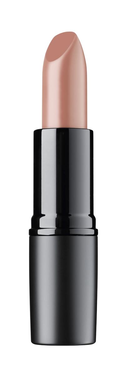 Artdeco Помада для губ матовая стойкая Perfect Mat Lipstick 196 4 г134.196Устойчивая помада с матовой текстурой - модный эффект и безупречный макияж губ весь день! Благодаря воскам в составе, помада идеально наносится, равномерно распределяется и не растекается за контуры губ. Интенсивный цвет и бархатная матовая текстура помогают создать яркий и соблазнительный макияж губ.