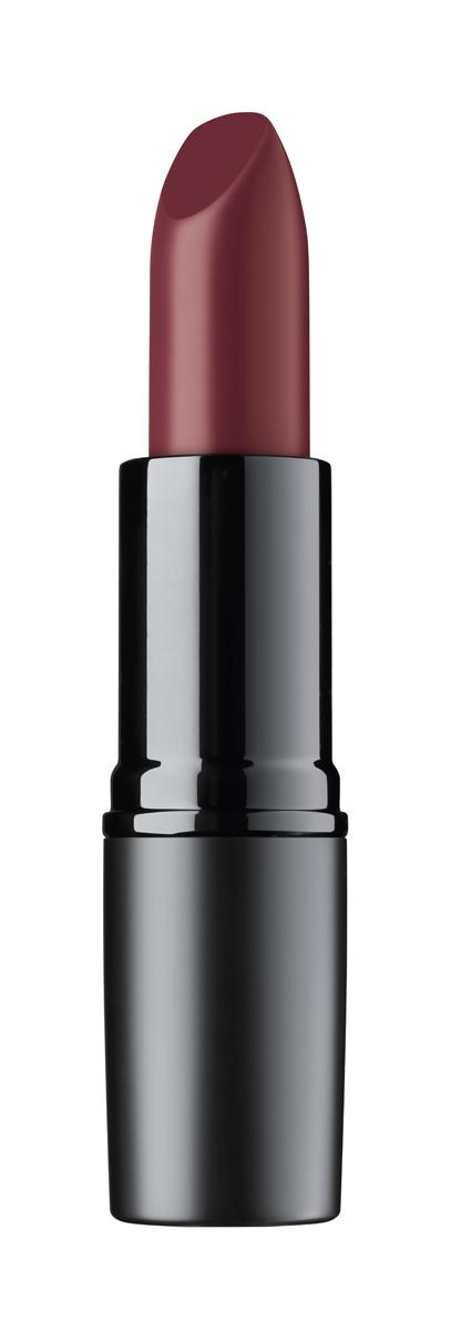 Artdeco Помада для губ матовая стойкая Perfect Mat Lipstick 134 4 г134.134Устойчивая помада с матовой текстурой - модный эффект и безупречный макияж губ весь день! Благодаря воскам в составе, помада идеально наносится, равномерно распределяется и не растекается за контуры губ. Интенсивный цвет и бархатная матовая текстура помогают создать яркий и соблазнительный макияж губ.