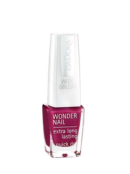 Isa Dora Лак для ногтей Wonder Nail 518, 6 мл220518Лак для ногтей с праздничным эффектом: крупные глиттеры мерцают в маникюре, преломляются разноцветным сиянием. Лак легко наносится и стойко держится.
