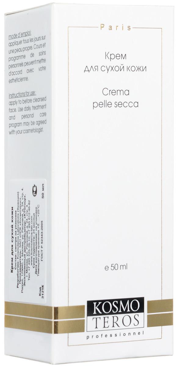 Kosmoteros Creme Peau Seche - Крем для сухой кожи 50 мл3121Питательный крем, обладающий ярко выраженным увлажняющим действием, сохраняет целостность рогового слоя, восстанавливает барьерную функцию кожи, увеличивает синтез структурных белков и эпидермальных липидов, усиливает естественную систему восстановления кожи. Предотвращает раздражение кожи, уменьшает дискомфортные проявления (покраснения и зуд). Оказывает благотворное влияние на общее состояние кожных покровов: стимулируются все обменные процессы, стабилизирует содержание влаги в клетке и межклеточном пространстве, повышается эластичность и упругость кожи. Основные активные компоненты: Hyasealon 1, 4%, Sensiline5, 0%, Structurine 5, 0%, масла: авокадо, жожоба, макадамии, ши, витамины: A, E, F. Показания к применению: для сухой обезвоженной кожи. Великолепная основа под макияж.
