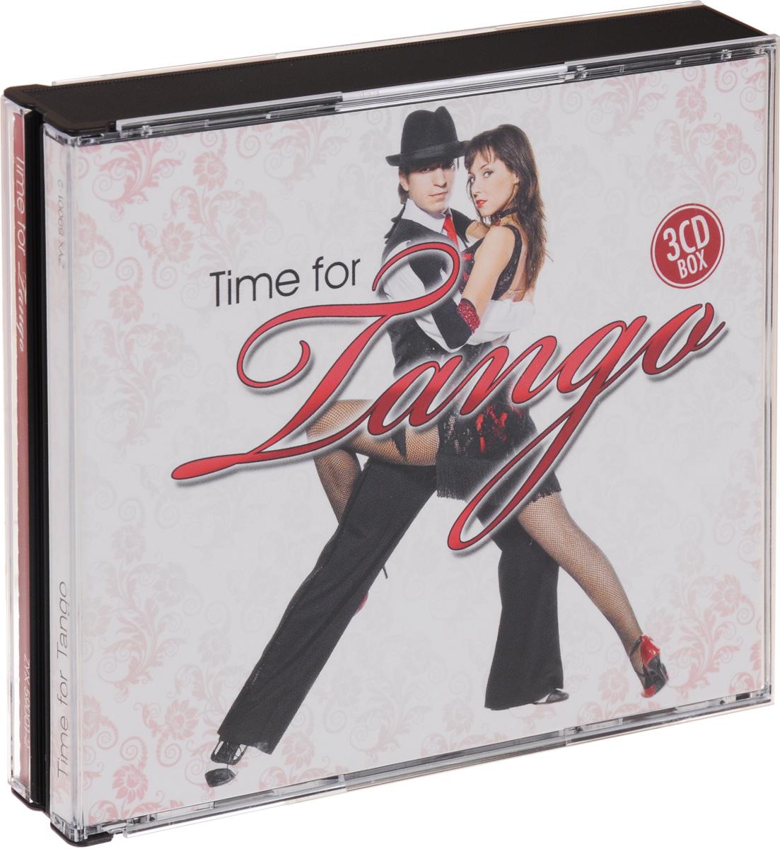 Time For Tango (3 CD)
