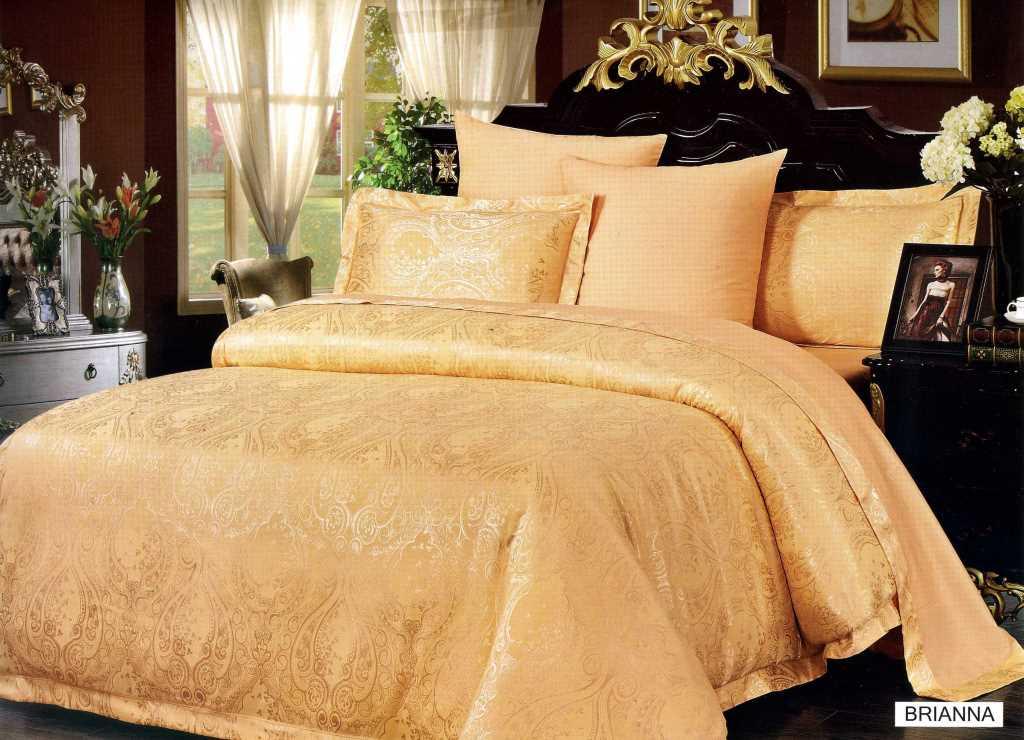 постельное белье из ивaновской бязи пион