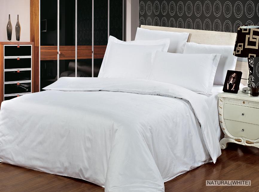 Комплект белья Arya Natural Bambu, 2-х спальный, наволочки 50x70, 70x70, цвет: белыйF0008413Комплект постельного белья линии Бамбук изготовлен из бамбукового сатина. Постельное белье из бамбука по своим качествам превосходит хлопковый сатин: бамбук не вызывает аллергии, не накапливает статическое электричество, обладает бактерицидными свойствами. Благодаря сатиновому переплетению нитей, бамбуковое постельное белье очень прочное и прослужит вам много лет. Эта ткань почти не мнется. Чтобы получить мягкие и прочные волокна, стебли бамбука подвергают термической обработке. Как и любая другая ткань, бамбуковый сатин на 100% состоит из натуральных волокон. Производитель данного постельного белья- Компания Arya- создана в 1992 году в Стамбуле. Довольно быстро она стала лидером турецкого рынка текстиля. Бренд следует всем веяниям моды, это касается как современных дизайнов, так и инновационных материалов. На нашем сайте вы встретите комплекты из бамбука и эвкалипта, а также из традиционных материалов: сатина, жаккарда, шелка. Все товары соответствуют санитарным и гигиеническим...