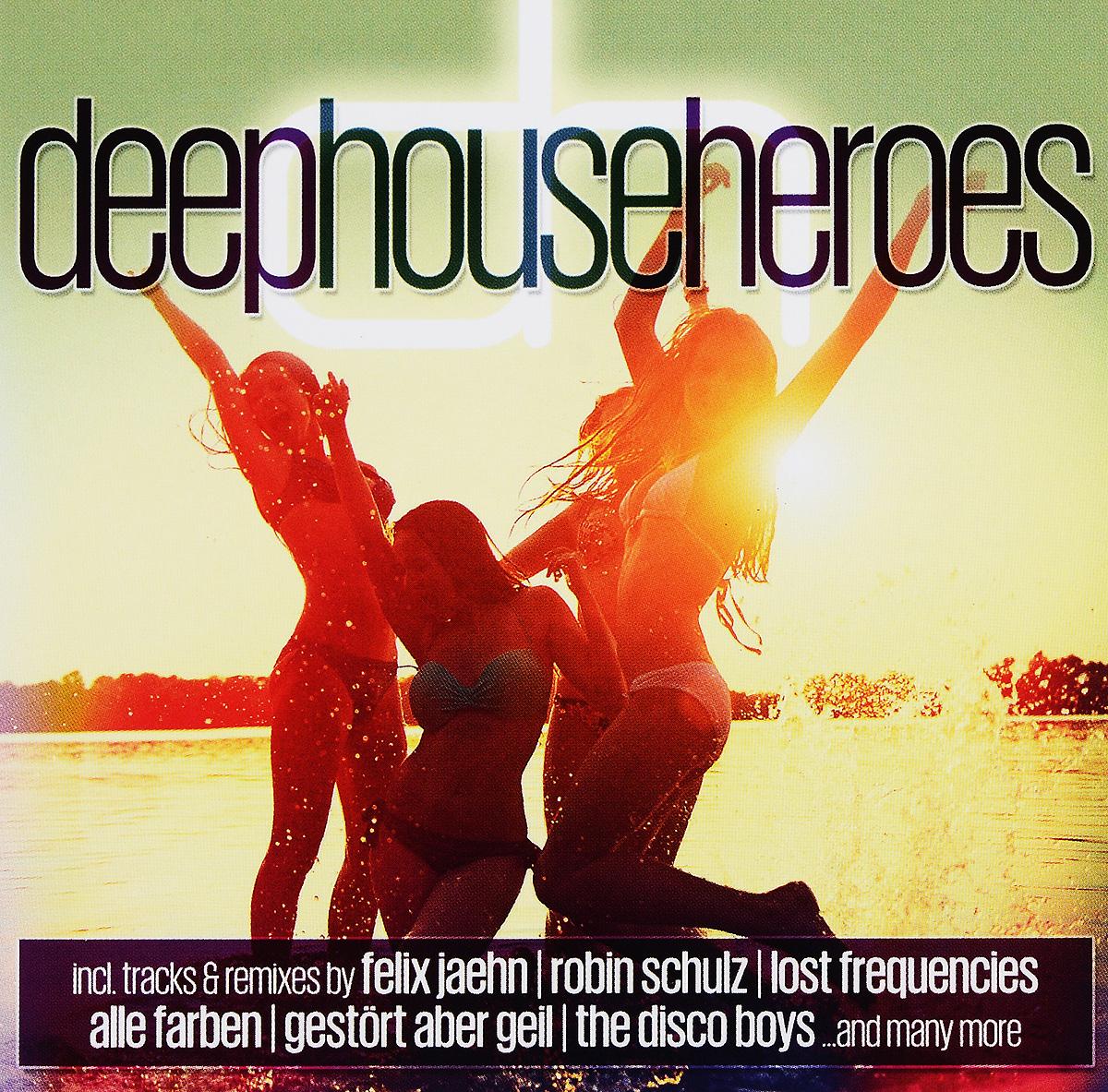 Deep House Heroes 2015 Audio CD