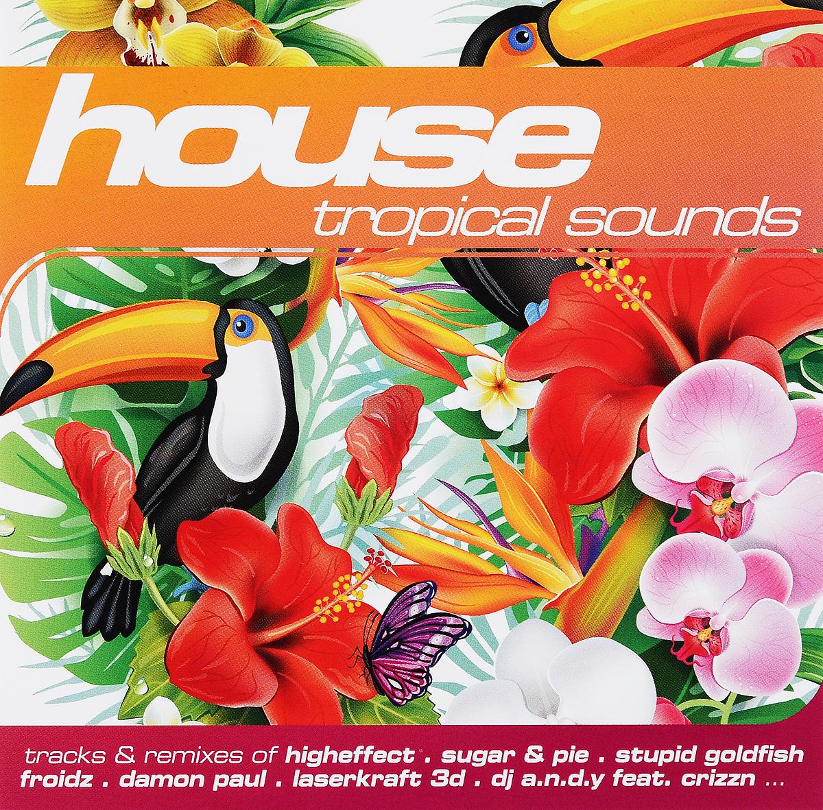 House. Tropical Sounds 2015 Audio CD