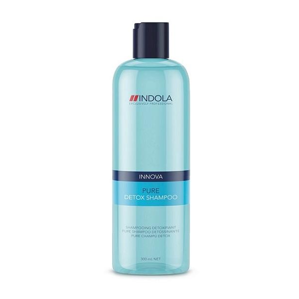 Indola Очищающий шампунь Innova Pure Detox 300 мл1705810/213553Indola Innova Pure Detox Очищающий шампунь. Этот великолепный шампунь подходит абсолютно для любых типов волос. Он качественно и очень эффективно очищает волосы от любых загрязнений. В нём нет силикона, в отличие от аналогов, он содержит только натуральные природные микроэлементы. Его структура насыщена белками океана, это позволяет выполнять глубокую очистку ваших волос. Шампунь помогает очищать любые волосы от загрязнений, от разного рода примесей и остатков продуктов, которые способны повредить структуру волос, при этом делают их довольно хрупкими. С помощью этого шампуня волосы быстро очистятся, станут очень блестящими и будут сиять жизненной энергией. Шампунь позволит эффективно и качественно выполнять уход за вашими волосами, при этом волосы будут великолепно смотреться и получат хорошую защиту. Приятный аромат этого шампуня, будет длительное время сопровождать вас, делая вас индивидуальнее и привлекательнее.