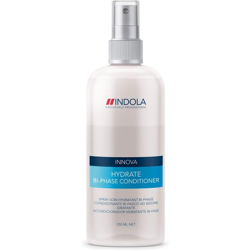 Indola Кондиционер Двухфазный для увлажнения волос Innova Hydrate Bi-Phase Conditioner - 250 мл1507658/155020 СТИКНесмываемый двухфазный кондиционер Индола для увлажнения волос, содержащий экстракт бамбукового молочка, гидролизованный протеин пшеницы и провитамин В5, поможет сохранить натуральную влагу, обеспечит при необходимости дополнительное увлажение. При применении кондиционера волоссы становятся мягкими, послушнымии шелковистыми. Идеален для вьющихся волос.