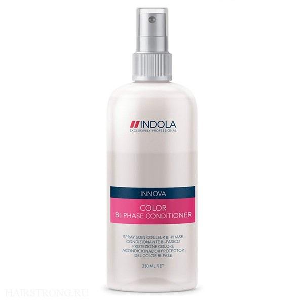 Indola Кондиционер Двухфазный для окрашенных волос Innova Color Bi-Phase Conditioner - 250 мл
