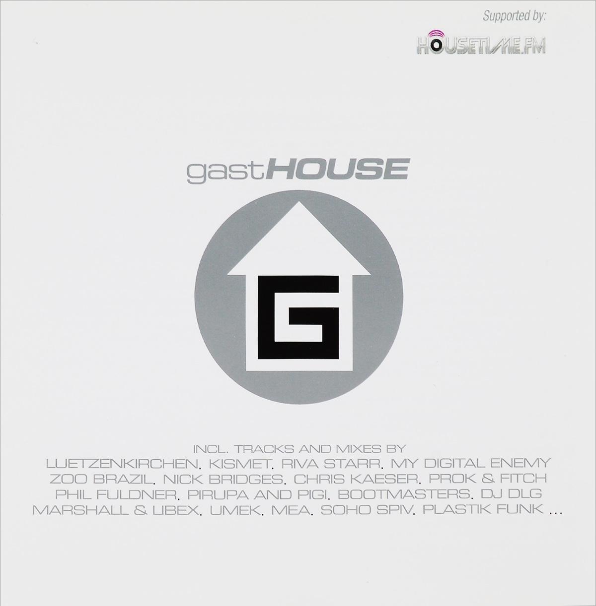 Gasthouse (2 CD) 2010 2 Audio CD