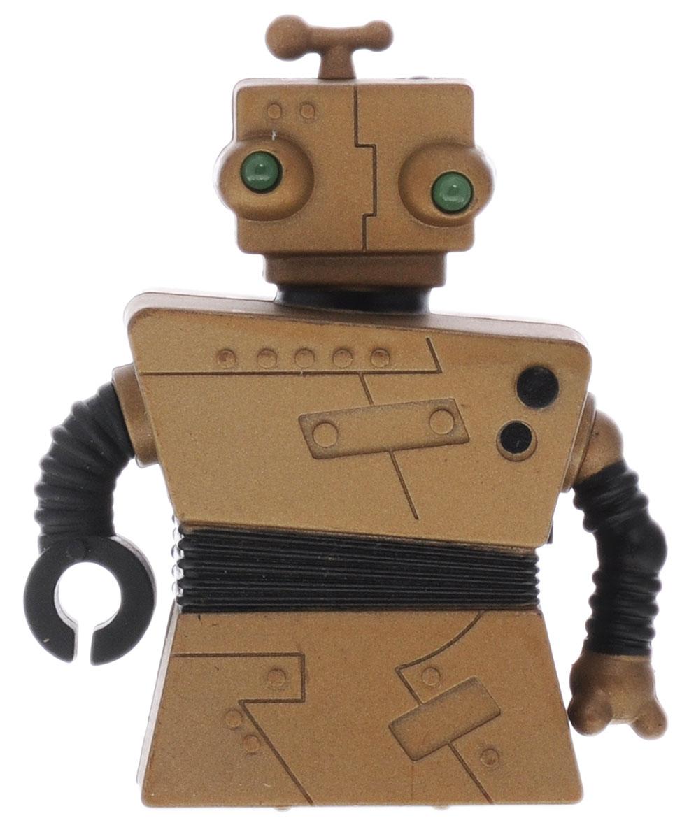 Zibits Мини-робот на радиоуправлении Скрапс30429Скрапс - маленький, но грозный робот с большими амбициями. Несмотря на свои размеры, Скрапс чрезвычайно силен. Он талантливый механик и может выполнить любую работу. Мини-робот Zibits Скрапс отличается оригинальным дизайном, а его некоторые детали светятся в темноте. Он двигается вперед и назад, разворачивается на 360 градусов, а также издает забавные звуки. Управление роботом происходит от пульта. Мини-робот работает от 3 батареек типа LR44 (входят в комплект). Пульт управления работает от 2 батареек типа ААА (не входят в комплект).