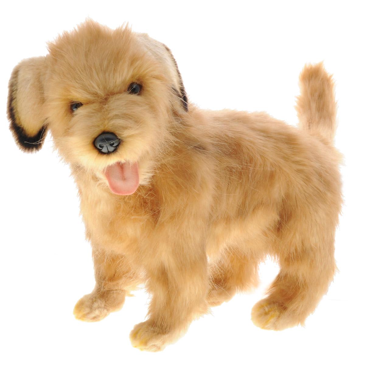 Hansa Toys Мягкая игрушка Собака Голландский смоусхонд 35 см4217Мягкая игрушка Hansa Toys Собака Голландский смоусхонд выполнена в виде охотничьей собаки породы Голландский смоусхонд. Эти собаки - очаровательные и веселые компаньоны, но, одновременно, надежные и бесстрашные сторожа и защитники. Игрушка изготовлена из искусственного меха, текстиля. Глазки и носик изготовлены из пластика. С таким другом можно устроить любую увлекательную сюжетно-ролевую игру. Удивительно мягкая игрушка принесет радость и подарит своему обладателю мгновения нежных объятий и приятных воспоминаний.